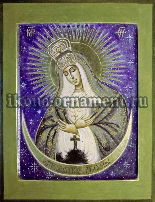 "Икона ""Богородица Остробрамская"": ikona-ornament.ru/jobs/icons/stranica-3-1"